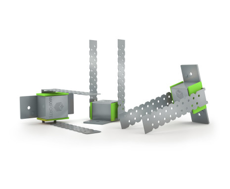 VibroStop PRO - Soundproof mount