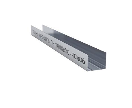 Профиль направляющий Кнауф ПН 50х40  (3м)