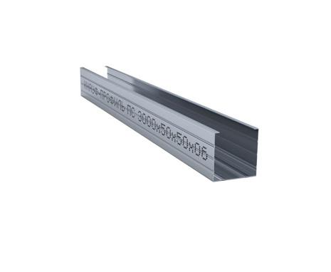 Профиль стоечный Кнауф ПН 50х50  (3м)